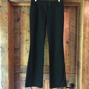 Black pants NY&Co size 2